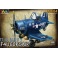 Cute Plane WWII U.S F4U Fighter