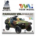 Panhard VBL French Light Armoured Vehicle