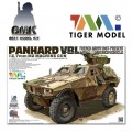 Panhard VBL French Light Armoured Vehicle With 12.7 M2 MG