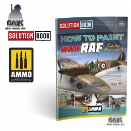 WWII RAF Early Aircraft Solution Book (Multilanguage)