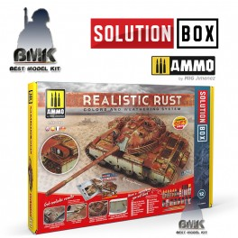 Realistic Rust Solution Box