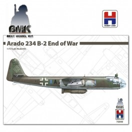 Arado 234 B-2 End of War