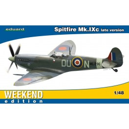 SPITFIRE MK.IXc LATE Version Week-end