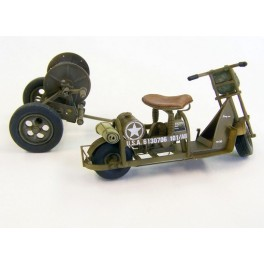 US Airborne Scooter