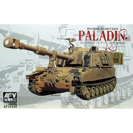 "US M109 A6 Howitzer ""Paladin"""