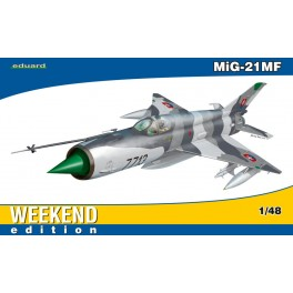 MIG 21 MF 1/48 Week-End