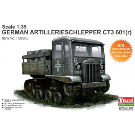 GERMAN ARTILLERIESCHILEPPER CT3 601(r)