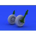 FW 190 Wheels early 1/48 (Eduard)
