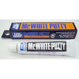 Mr.WHITE PUTTY 25 GRS