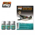 WWII Soviet Fighters Air Weathering  Set