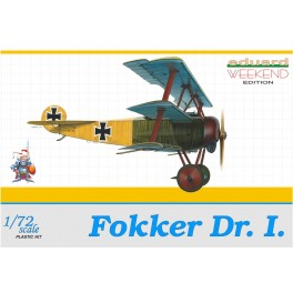 Fokker Dr.I  Week End