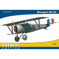 Nieuport 23 Week End